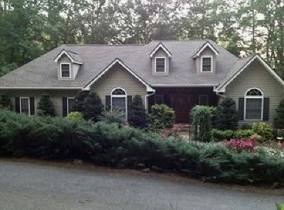 Franklin Single Family Home For Sale: 58 Woodland Trail