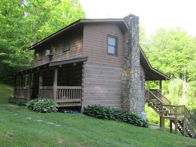 Jackson County Single Family Home For Sale: 161 Whistler Point
