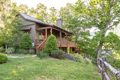 Jackson County Single Family Home For Sale: 123 Wild Top Trail