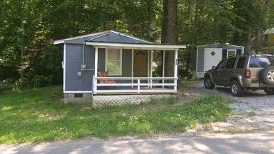 Macon County Single Family Home For Sale: 290 Peaceful Cove Road