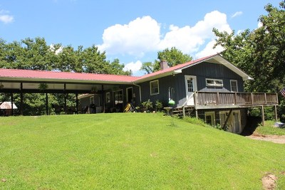 Jackson County Single Family Home For Sale: 422 East Cope Creek Rd