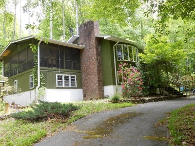 Watauga Vista Single Family Home For Sale: 158 Rocky Hill