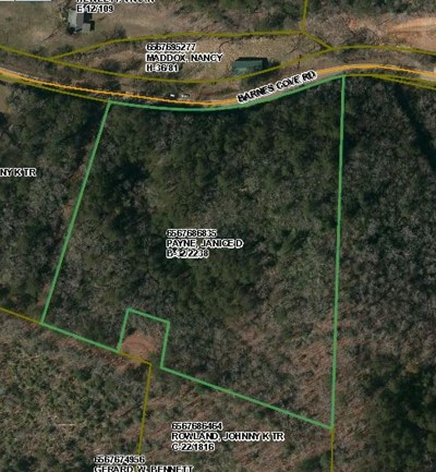 Franklin Residential Lots & Land For Sale: 00 00 Barnes Cove Road