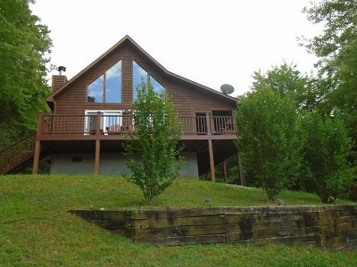 Single Family Home For Sale: 405 Pleasant View Lane