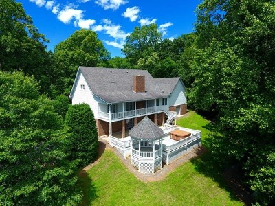 Franklin Single Family Home For Sale: 141 Chickadee Trail