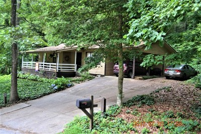 Macon County Single Family Home For Sale: 49 Foxfire Street
