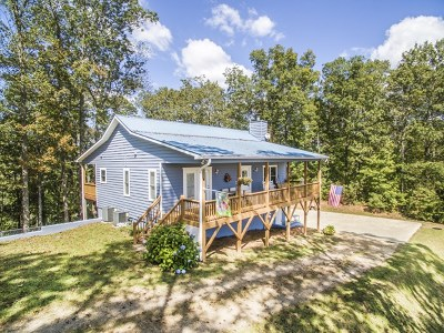 Single Family Home For Sale: 374 Loverly Way