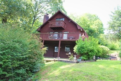 Franklin Single Family Home For Sale: 2394 Sanderstown Rd