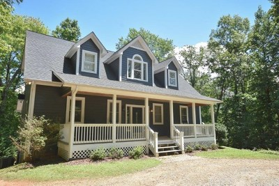 Otto Single Family Home For Sale: 374 Dryman Fork Woods Rd