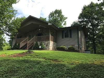 Franklin Single Family Home For Sale: 7955 Bryson City Rd.