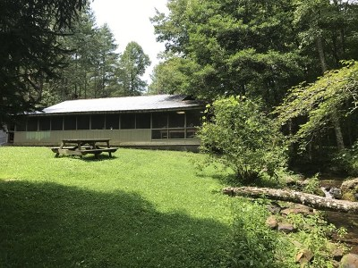 Single Family Home For Sale: 820 Upper Sawyers Creek Road