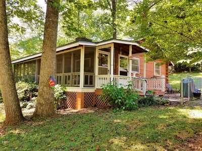Franklin Single Family Home For Sale: 66 Fulcher Creek Drive