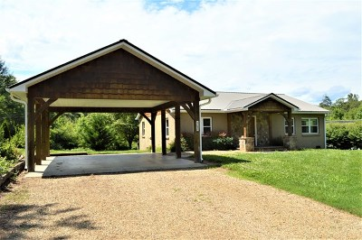 Franklin Single Family Home For Sale: 142 South Old Prentiss Road