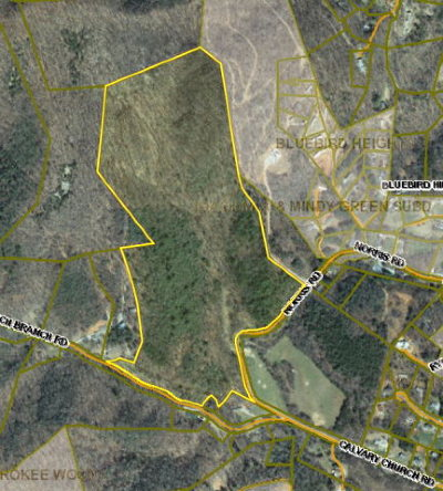 Macon County Residential Lots & Land For Sale: 00 Norris Road