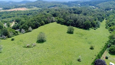 Franklin, Otto Residential Lots & Land For Sale: 00 Bryson City Road