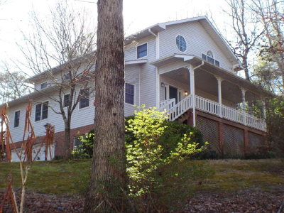 Otto Single Family Home For Sale: 208 Ideal Acres Rd.