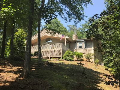 Franklin Single Family Home For Sale: 45 Whispering Pines Trail