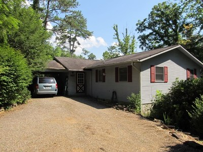 Single Family Home For Sale: 637 Sugarfork Rd.