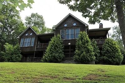 Franklin Single Family Home For Sale: 79 Holbrook Branch Lane