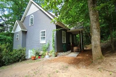 Franklin Single Family Home For Sale: 136 Watauga Creek Trail
