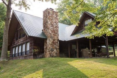Franklin Single Family Home For Sale: 349 Little Ellijay Circle