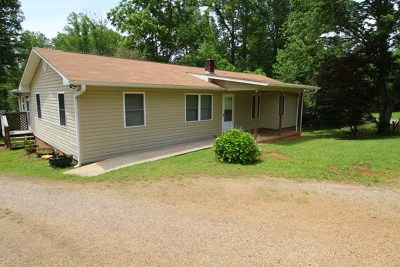 Macon County Single Family Home For Sale: 544 Pressley Road