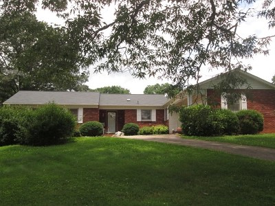 Single Family Home For Sale: 252 Huntleigh Drive