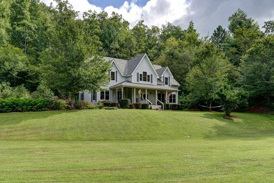 Franklin Single Family Home For Sale: 4004 Ellijay Road