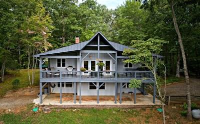 Otto Single Family Home For Sale: 135 Ridge Rd