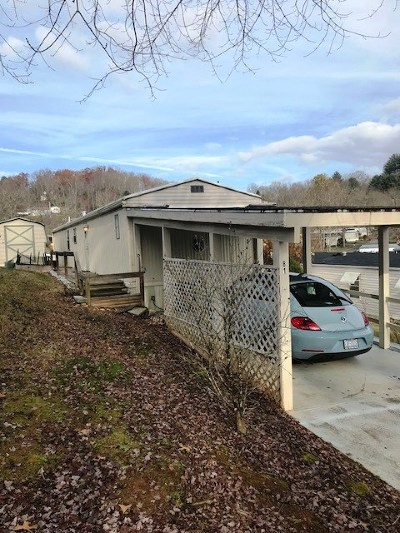 Franklin NC Single Family Home For Sale: $50,000