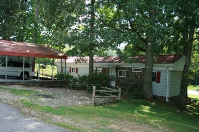 Macon County Single Family Home For Sale: 36 Pat Rogers Rd