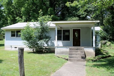 Single Family Home For Sale: 2941 Coweeta Lab Road