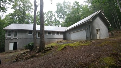 Franklin Single Family Home For Sale: 538-542 Poplar Cove Road