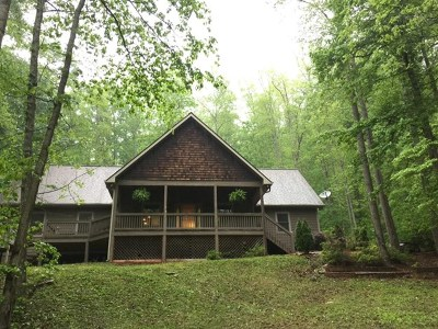 Franklin Single Family Home For Sale: 441 Maclor Forest Circle