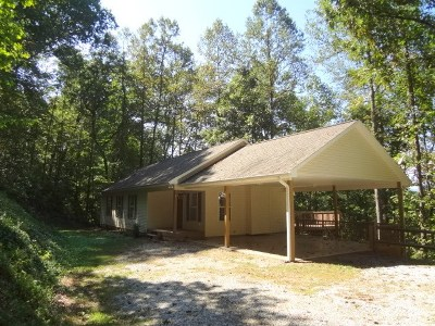 Single Family Home For Sale: 115 Bear Mountain Road