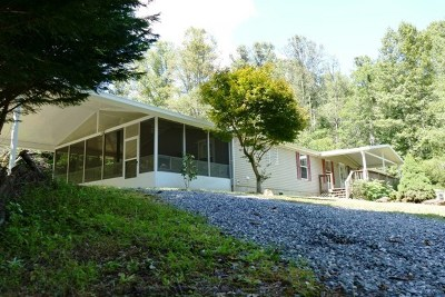 Franklin Single Family Home For Sale: 1303 Nickajack Road