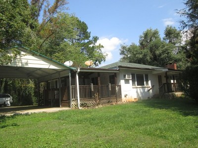 Macon County Single Family Home For Sale: 16 Northshore Drive