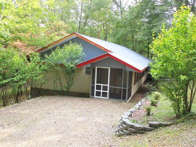 Single Family Home For Sale: 923 Anderson Creek Road