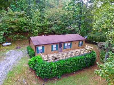 Macon County Single Family Home For Sale: 336 Scratch Branch Rd.