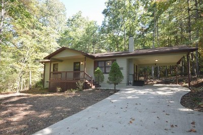 Franklin Single Family Home For Sale: 232 Old Cabin Rd.