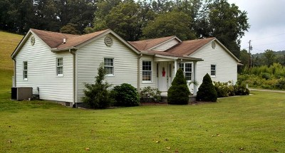 Franklin Single Family Home For Sale: 34 Waldroop Rd