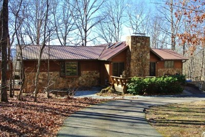 Franklin Single Family Home For Sale: 287 Castleman Rd