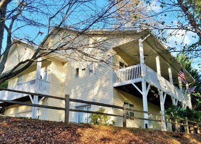 Franklin Single Family Home For Sale: 25 Fairway Knoll