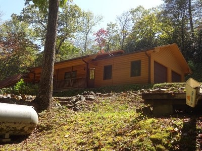 Single Family Home For Sale: 191 Cherokee Trail