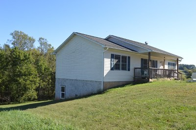 Franklin Single Family Home For Sale: 1990 Clarks Chapel Road