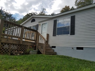 Franklin NC Single Family Home For Sale: $92,000