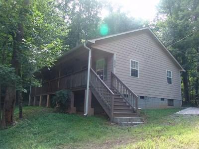 Otto Single Family Home For Sale: 834 Coweeta Lake Circle