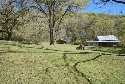 Franklin, Otto Residential Lots & Land For Sale: 2285 Lakey Creek Rd.