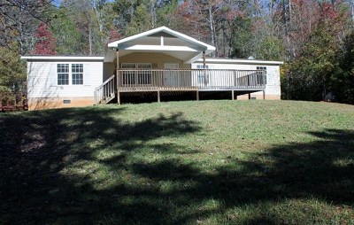 Macon County Single Family Home For Sale: 332 Hatfield Road