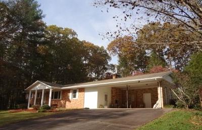 Franklin Single Family Home For Sale: 279 Womack Street